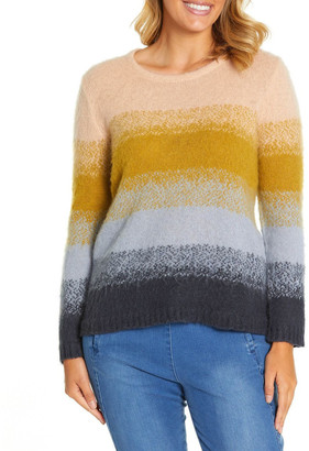 Marc O'Polo Marco Polo Long Sleeve Gradient Sweater