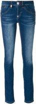Philipp Plein branded skinny jeans