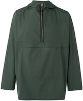 Oliver Spencer half zip cagoule jacket