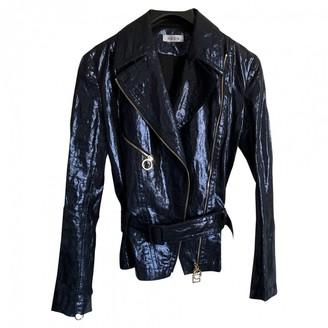 Krizia Blue Linen Jacket for Women