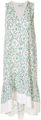 3.1 Phillip Lim Printed Sleeveless Dress