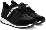 DSQUARED2 Teen D2 strap sneakers