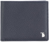 Tod's classic bi-fold wallet - men - Leather - One Size