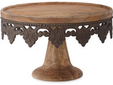 """GG Collection G G Collection Antiquity 16"""" Serving Pedestal"""