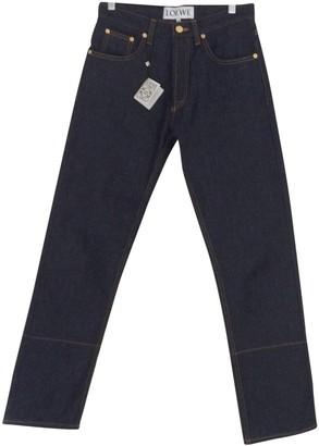 Loewe Blue Denim - Jeans Jeans for Women