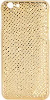 La Mela Luxury Handmade In Italy Cobra 18kt Gold Plated Iphone 6 Case