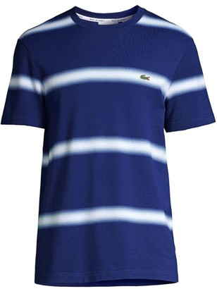Lacoste Regular-Fit Striped T-Shirt