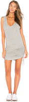 Feel The Piece Beverly Tank Dress in Gray