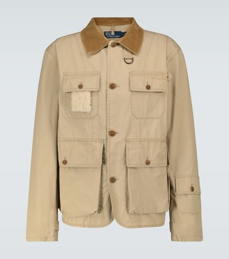 Polo Ralph Lauren Exclusive to Mytheresa - Paxton wading tactical jacket