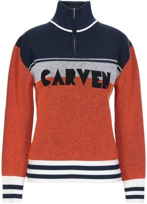Carven Turtlenecks