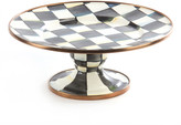 Mackenzie Childs MacKenzie-Childs Mini Courtly Check Pedestal Platter
