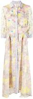 Thumbnail for your product : Anjuna Mixed Floral-Print Maxi Shirt