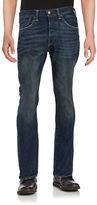 Levi's 501 Tapered-Leg Jeans