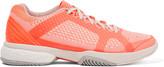 adidas by Stella McCartney Barricade Boost stretch-mesh sneakers