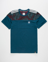 adidas Blackbird Block Palm Mens T-Shirt