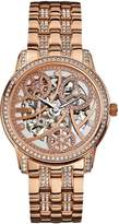 GUESS GUESS? Women's U30003L1 Stainless-Steel Automatic Watch with Dial