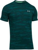 Under Armour Men's Threadborne Printed Mesh-Back T-Shirt