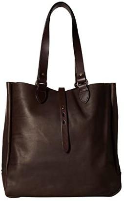 Filson Weatherproof Tote (Sierra Brown) Tote Handbags