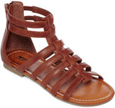 Arizona Georgia Girls Gladiator Sandals - Little Kids/Big Kids