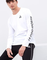 Le Coq Sportif Cable LS Tee