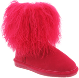BearPaw Electric Pink Boo Boot - Girls