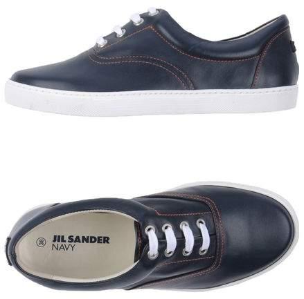 Jil Sander Navy Low-tops & sneakers