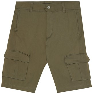 Loro Piana Kids Julius New Baker cargo shorts