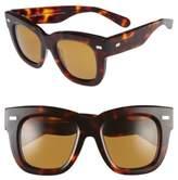 Acne Studios Women's 'Library' 51Mm Sunglasses - Black