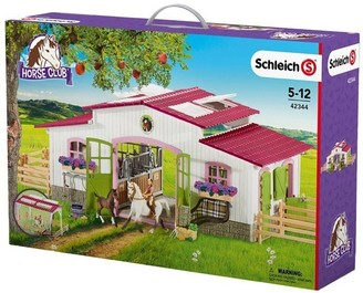 Schleich Riding centre with rider and horses