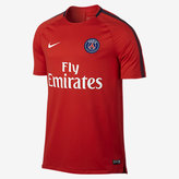 Nike Paris Saint-Germain Breathe Squad Men's Soccer Top