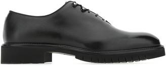 Salvatore Ferragamo Francesina Lace Up Shoes