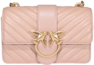 Pinko Love Mix Mini Crossbody Bag