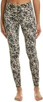 Betsey Johnson Women's Sequin Printed Ankle Legging