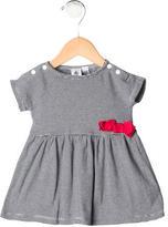 Petit Bateau Girls' Striped Dress