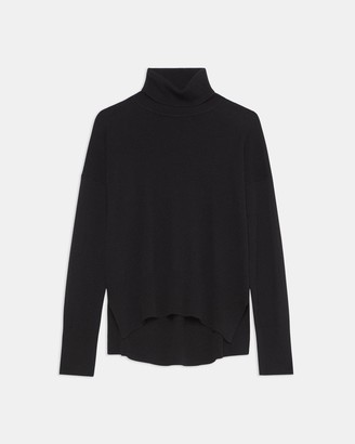Theory Karenia Turtleneck Sweater in Cashmere