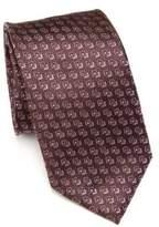 Pal Zileri Abstract Silk Tie