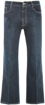Stella McCartney Chloe high-rise flared jeans