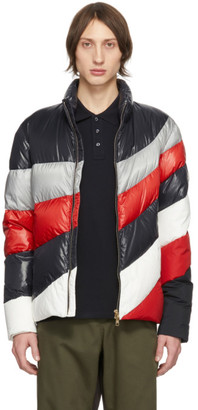 Moncler Multicolor Down Argentiere Jacket