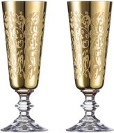 Bed Bath & Beyond Miramar Champagne Glasses (Set of 2)