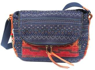 TSD Secret Fabric Crossbody Bag