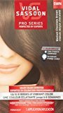 Vidal Sassoon Pro Series Hair Color, 5WN Medium Chocolate Brown, 1 Kit