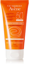 Avene Spf50 Hydrating Sunscreen Lotion, 150ml - Colorless