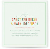 Minted The Book of Love Bridal Shower Invitations