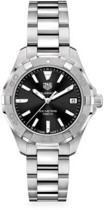 Tag Heuer Aquaracer 32MM Stainless Steel Quartz Bracelet Watch