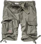 Surplus Men's Airborne Vintage Shorts Washed size 7XL