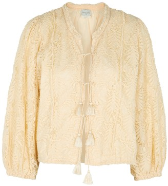 Forte Forte Cream lace jacket