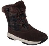 Skechers Women's GOwalk Outdoors Crest Mid Calf Boots