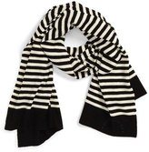 Marc Jacobs Striped Scarf (Women)