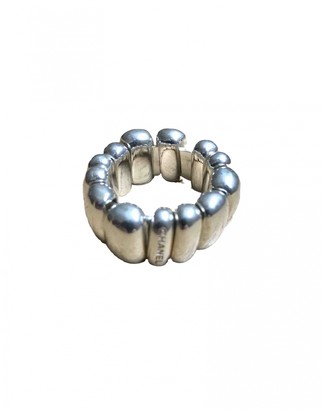 Chanel Silver Silver Rings