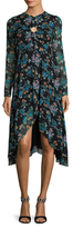 Jill Stuart Demet Morning Glory Dress